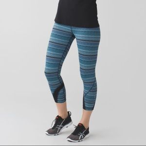 Lululemon Run Inspire Crop II